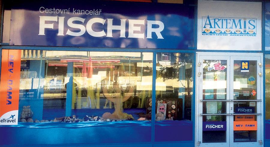 52483417350 Dovolená a zájezdy CK FISCHER