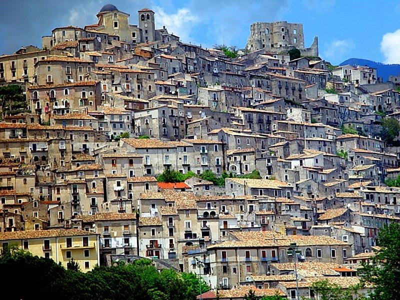 Itálie - kalábrie autem itálie - fotogalerie