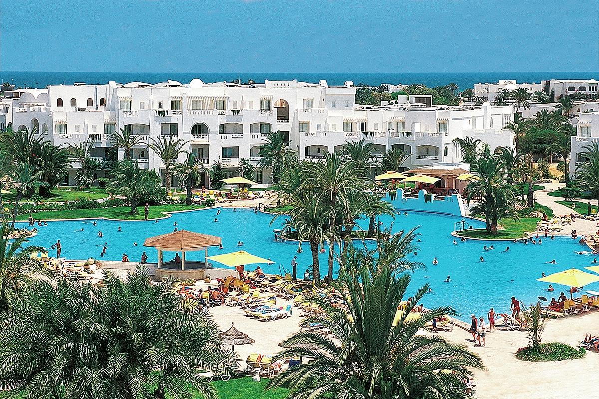 Vincci djerba resort tunisko ck fischer for Hotels djerba