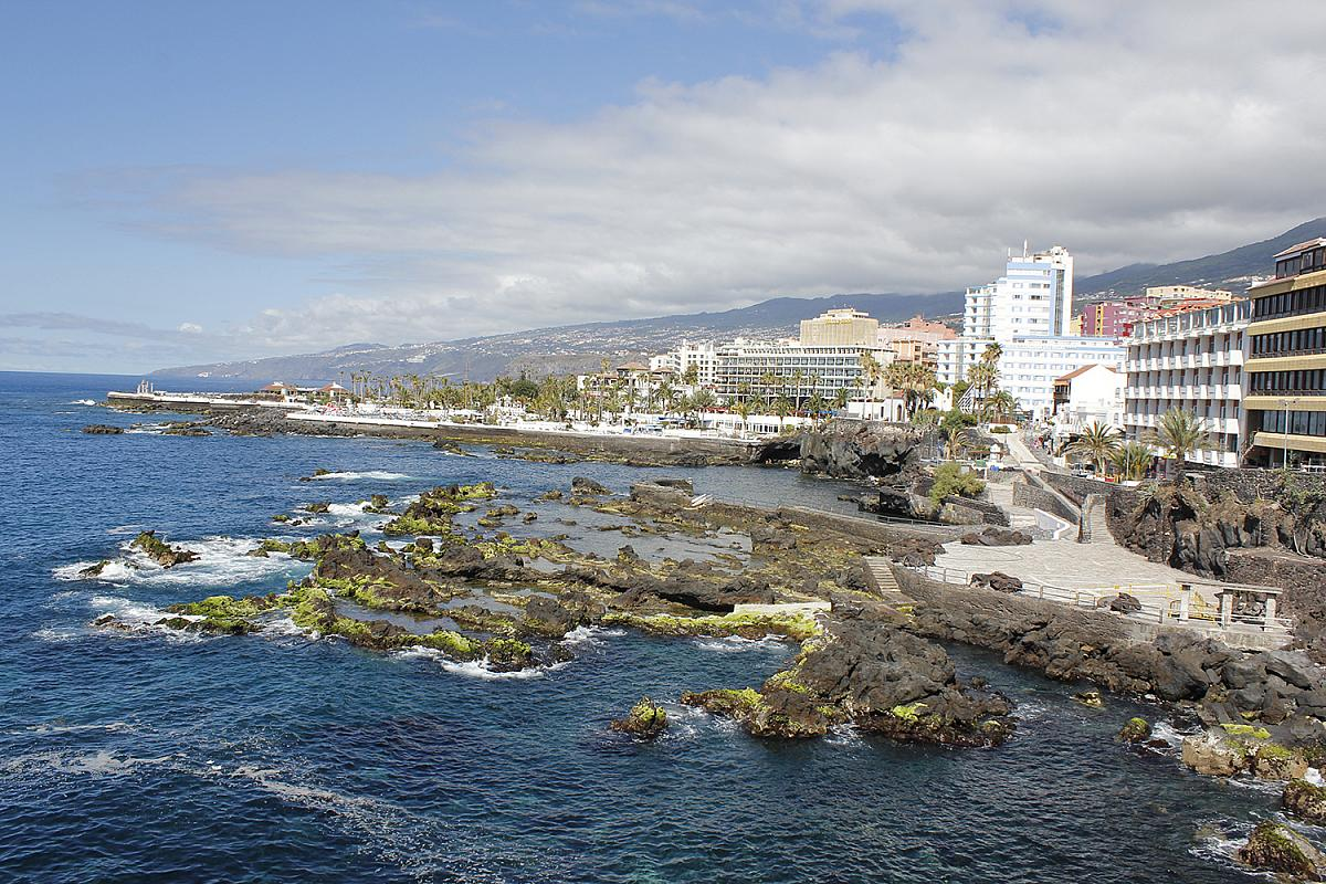 Chimisay Hotel Puerto De La Cruz Tenerife
