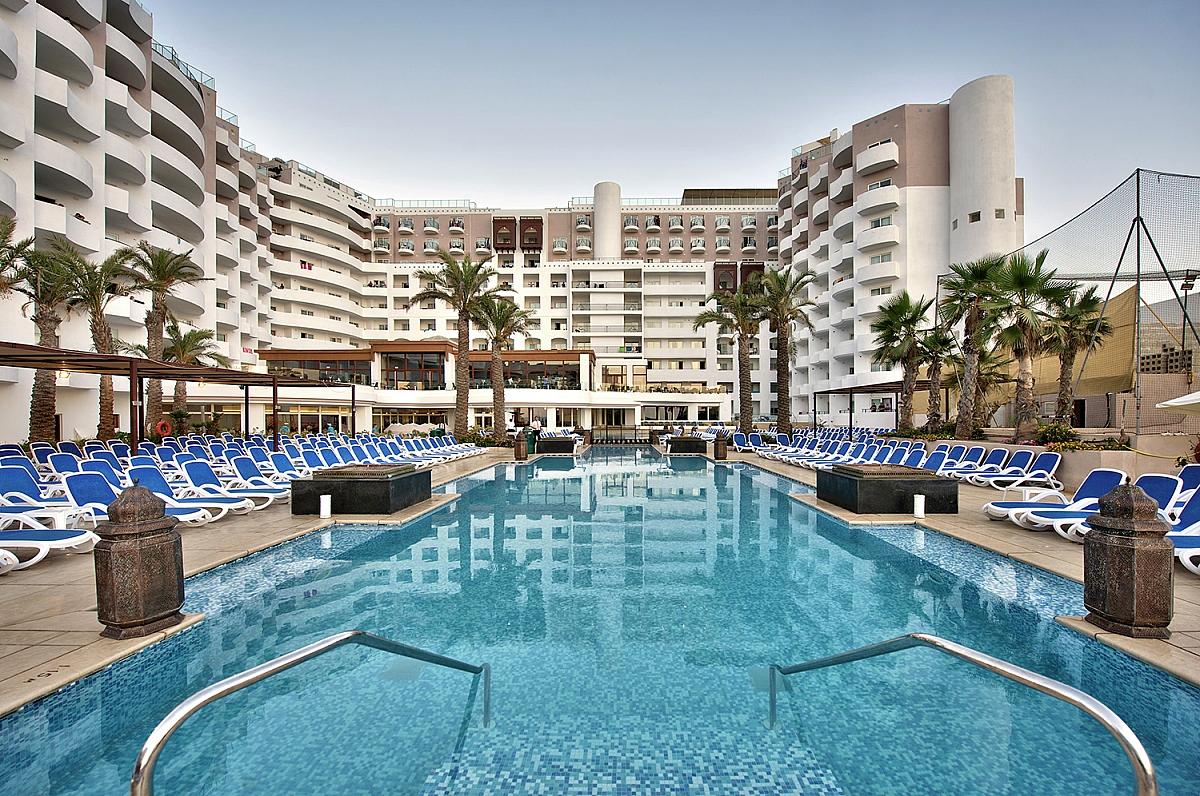 Db San Antonio Hotel Amp Spa Malta Ck Fischer