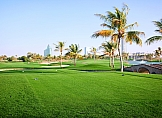 Emirates Golf Club - Faldo Course (Wadi)