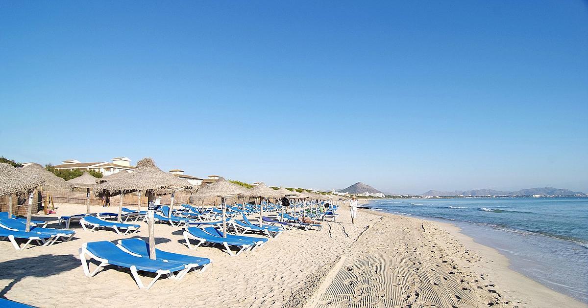 Playa De Muro Alcudia Dovolen 225 2017 Ck Fischer
