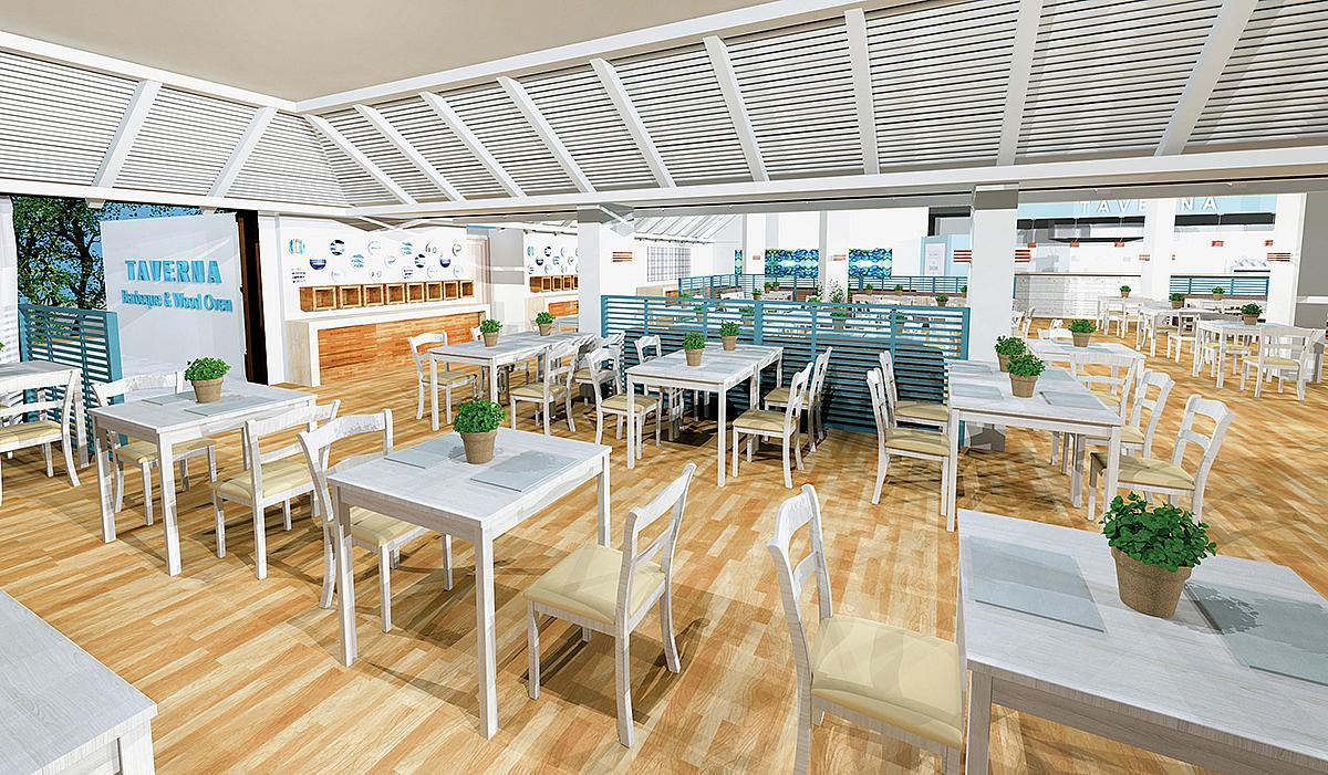 Atlantica aeneas resort spa kypr ck fischer for Hotel spa 13