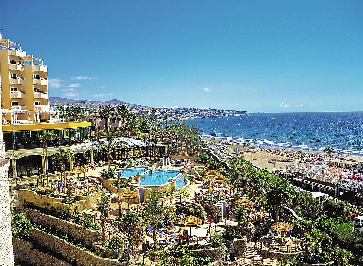 b222507107 Hotel ifa continental playa del ingles fotos
