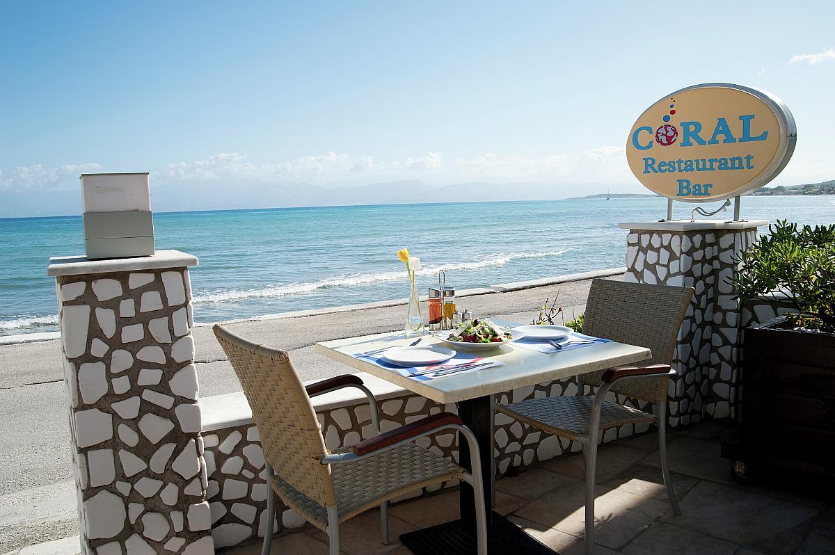 Hotel Coral Beach Roda Korfu