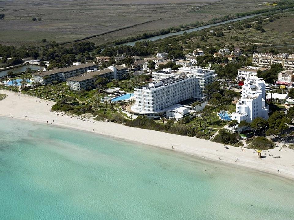 Hotel Playa Esperanza Playa De Muro Mallorca
